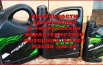 Особенности применения и технические характеристики моторных масел Mazda 5W-30