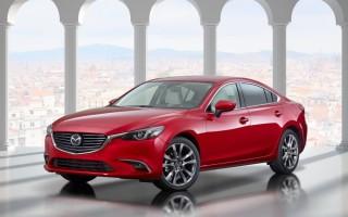 Как заменить масло в двигателе Mazda-6
