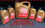 Технические характеристики и сфера применения моторных масел Sintec