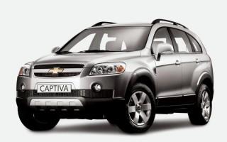 Инструкция по самостоятельной замене масла в АКПП Chevrolet Captiva