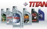 Технические характеристики и сфера применения моторных масел Titan