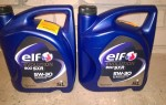 Особенности применения и технические характеристики моторного масла Elf 5W-30