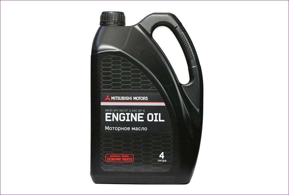 Mitsubishi Motor Oil