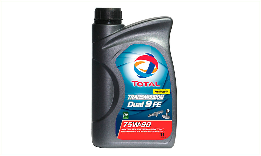 Total Transmission Dual 9 FE 75W90