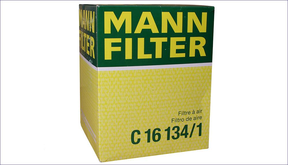 Масляной фильтр отMann