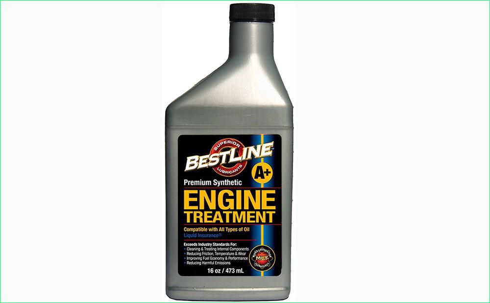 BestLine Lubricants Engine Treatment