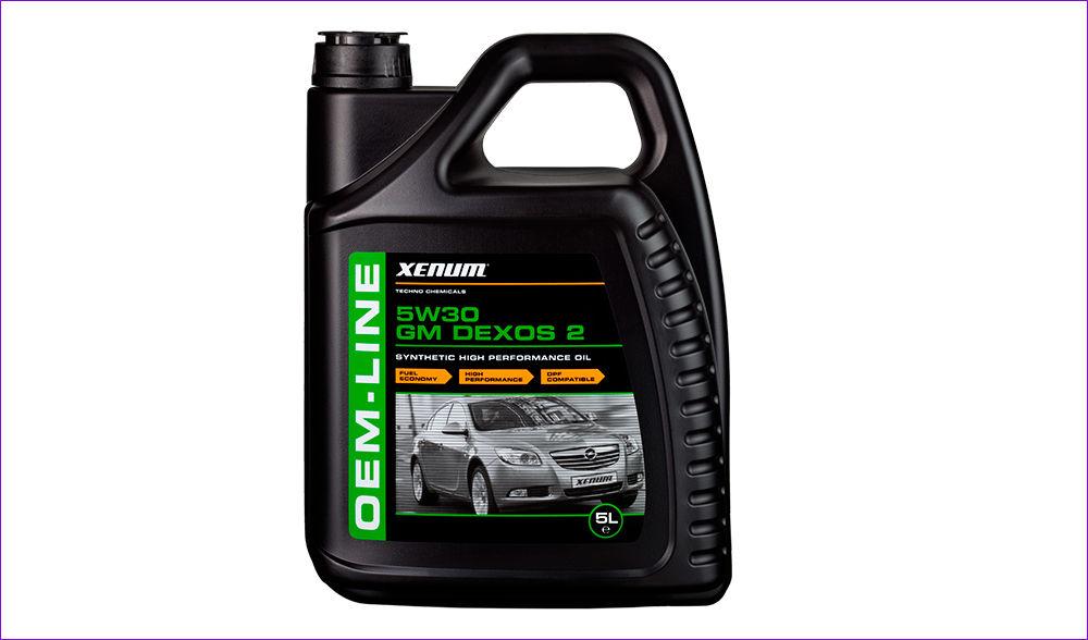 GM Dexos 2 5W30