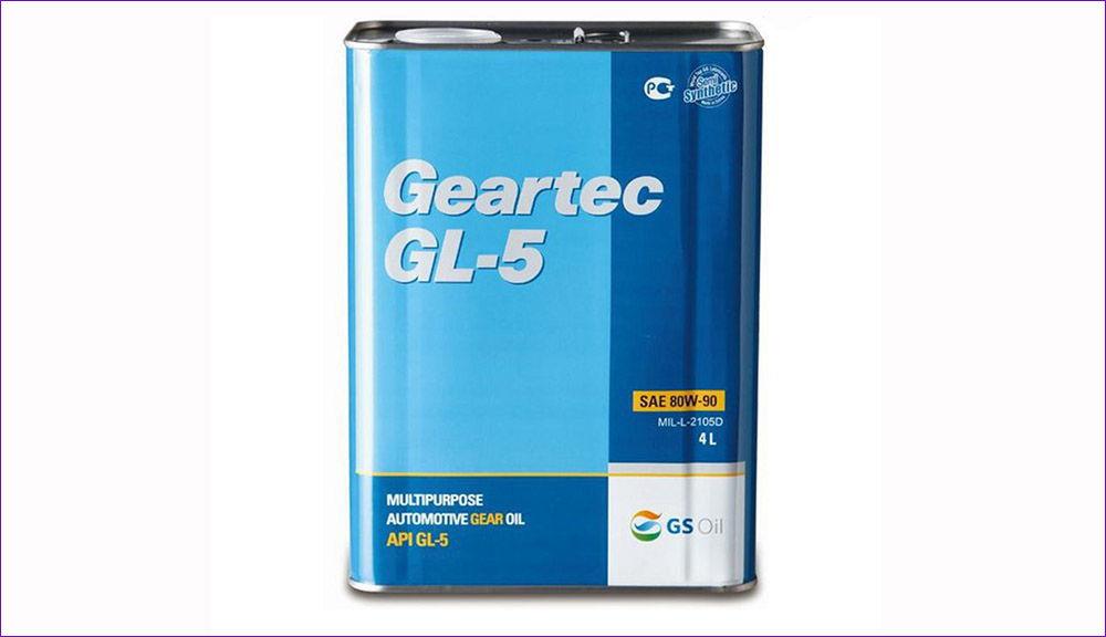Geartec GL-5 75W-90
