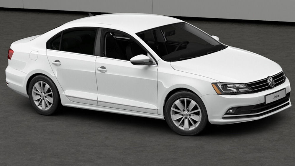 Volkswagen Jetta бензиновый 2,0 л