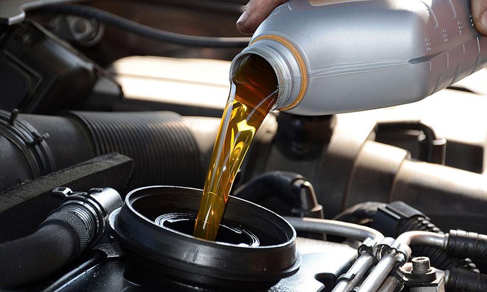 Долить масло
