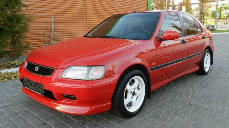 Подержанный авто Honda Civic