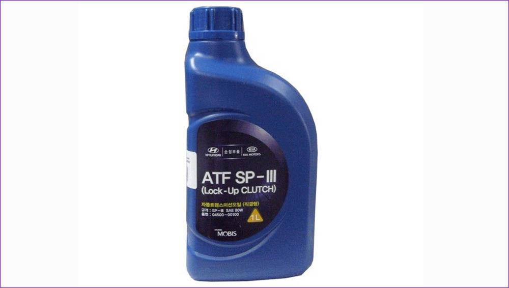 Масло ATF SP-III