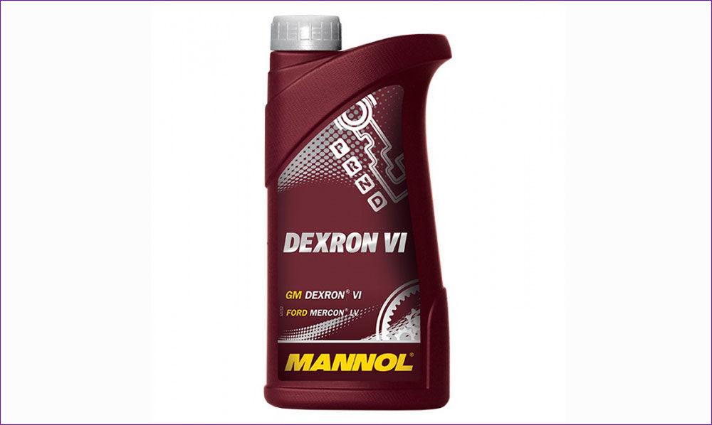 Масло Dextron ATF
