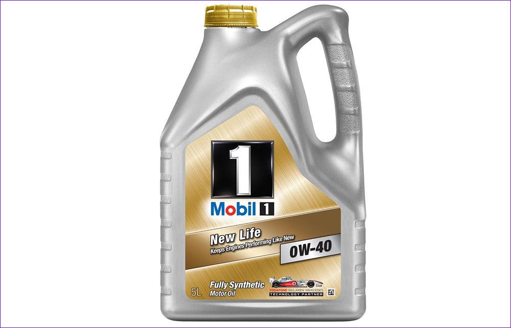 Моторное масло0W-40