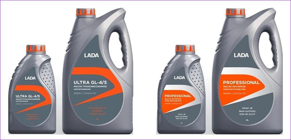 Масло«Lada-Стандарт»