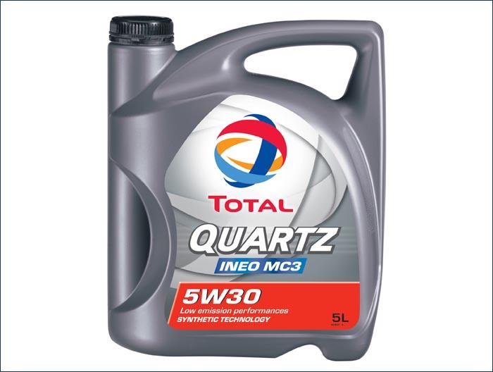 Total Quartz Ineo MC3