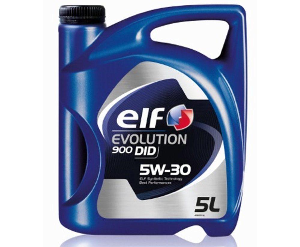 Elf Evolution 900 DID 5W-30