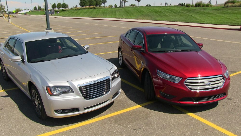 форд и крайслер