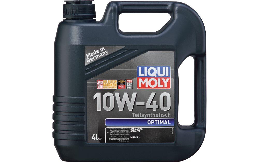 ликви моли оптимал бензин