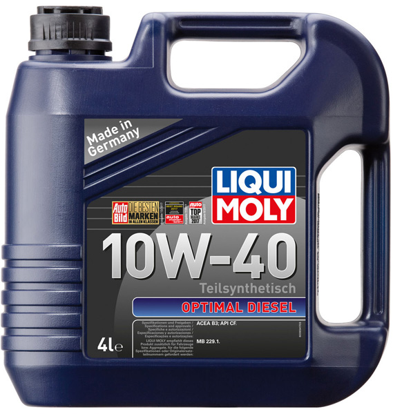 Liqui Moly Diesel Optimal
