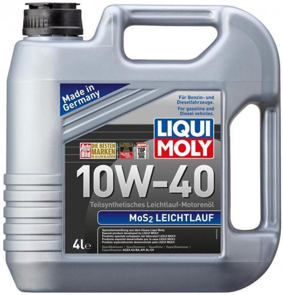 Liqui Moly MoS2 Leichtlauf