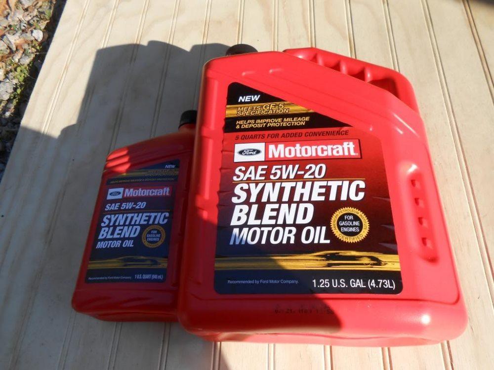 масло для форд эксплорер