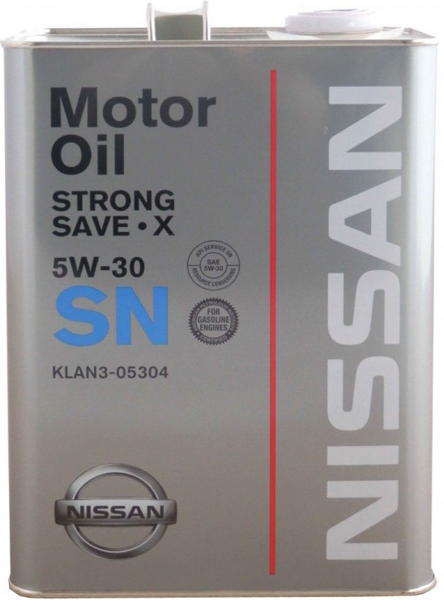 Nissan 5W30 Strong Save-X