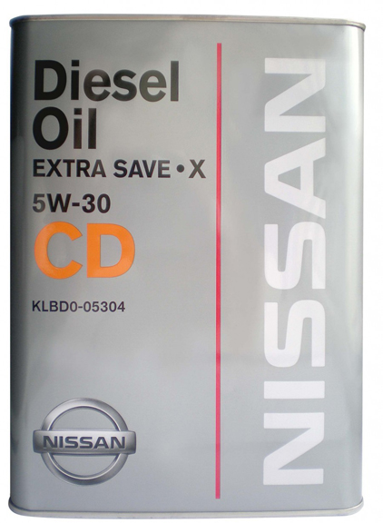 Nissan Extra Save X CD 5W-30