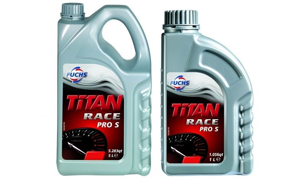 Fuchs Titan Race