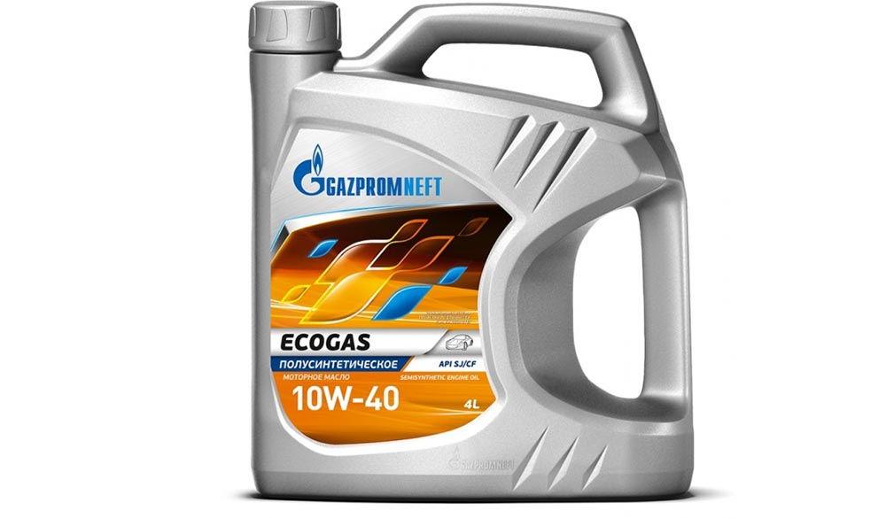 Газпромнефть Экогаз 10w-40
