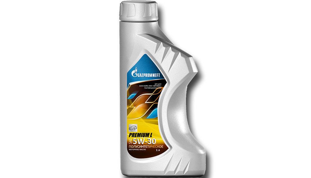 Gazpromneft Premium L 5W-30