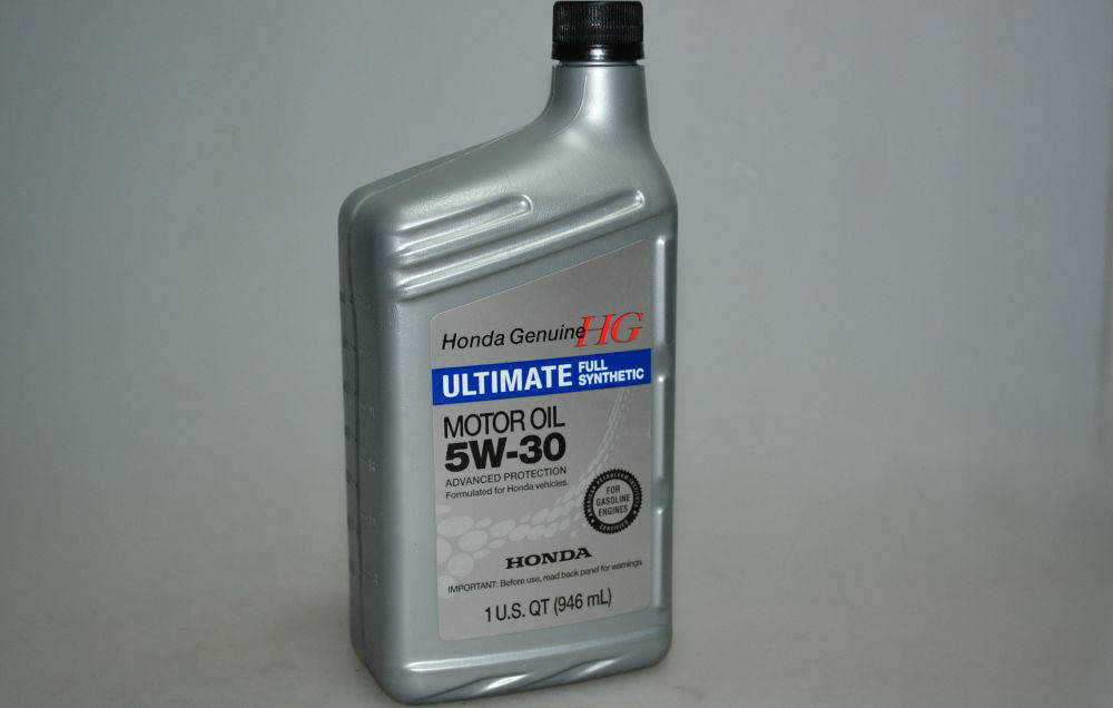 Honda Ultimate Full Synthetic 5W30