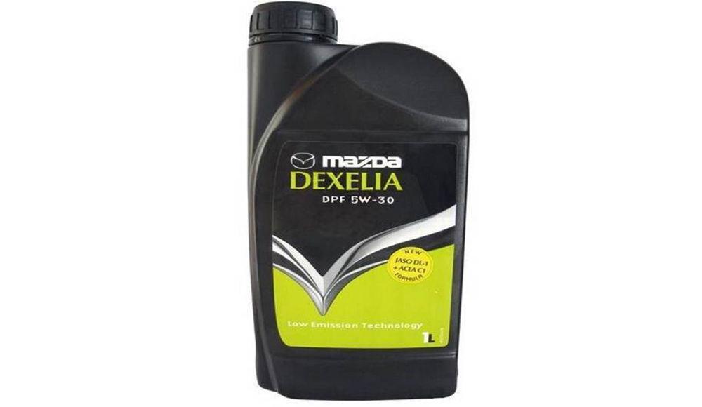 Моторное масло Dexelia