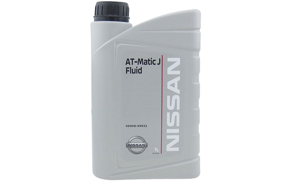NISSAN Matic Fluid J