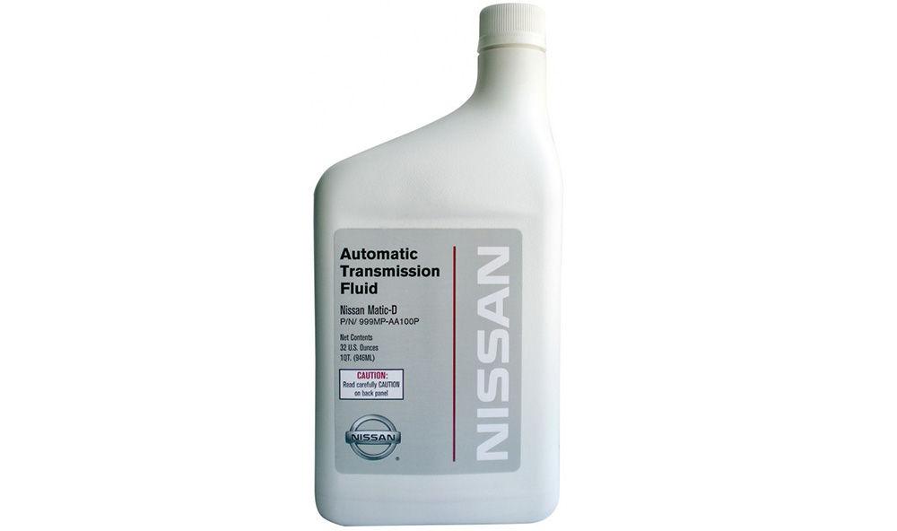 Nissan Matic Fluid D