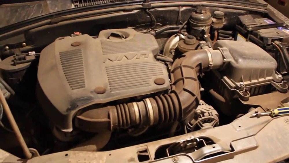 Шевроле Нива какое масло в двигатель шевроле