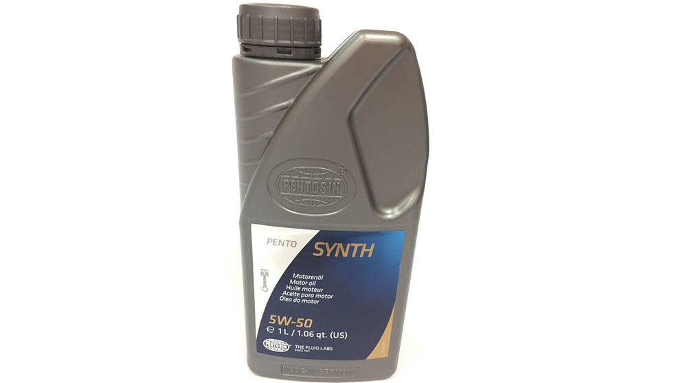Pentosynth Synthetic 5W50