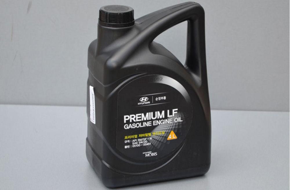 Premium LF Gasoline