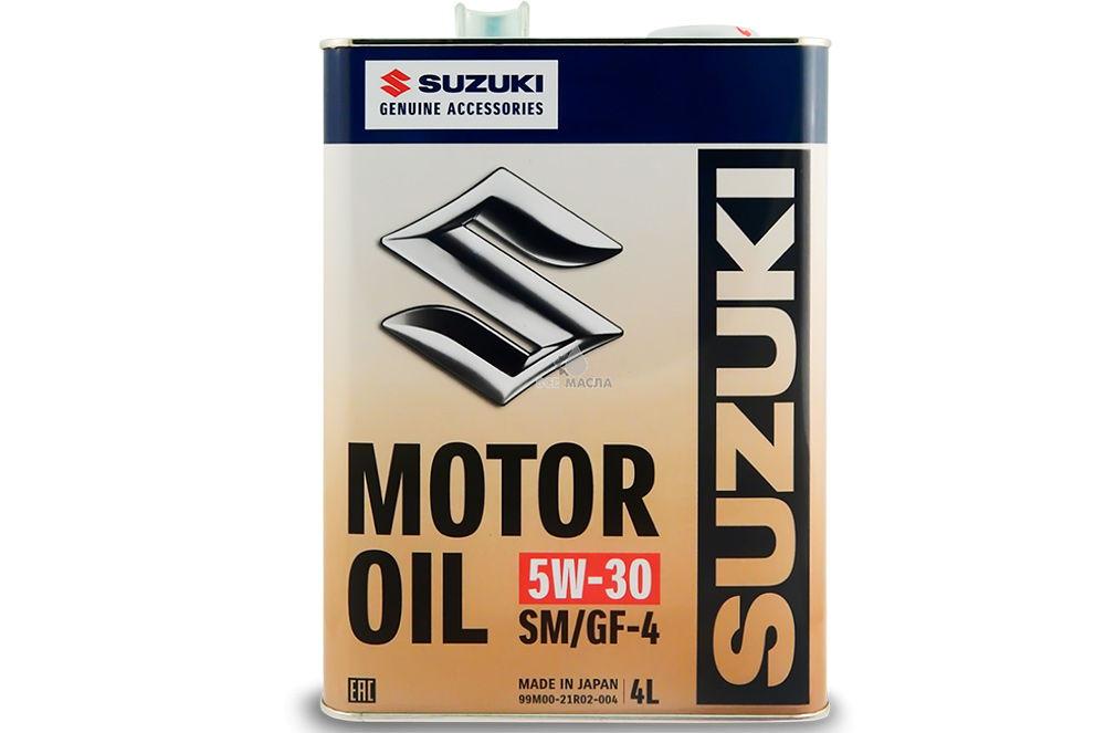 Suzuki Motor Oil 5W-30