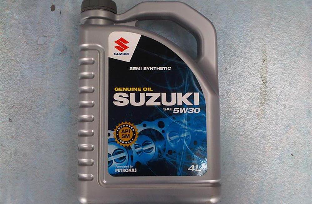 Suzuki Motor Oil