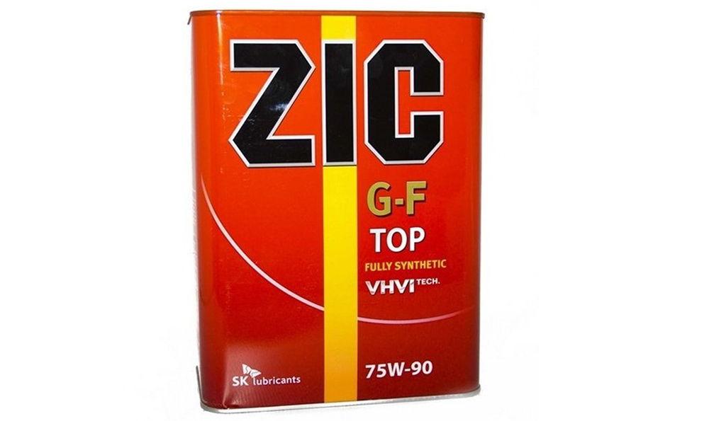 ZIC G-F Top