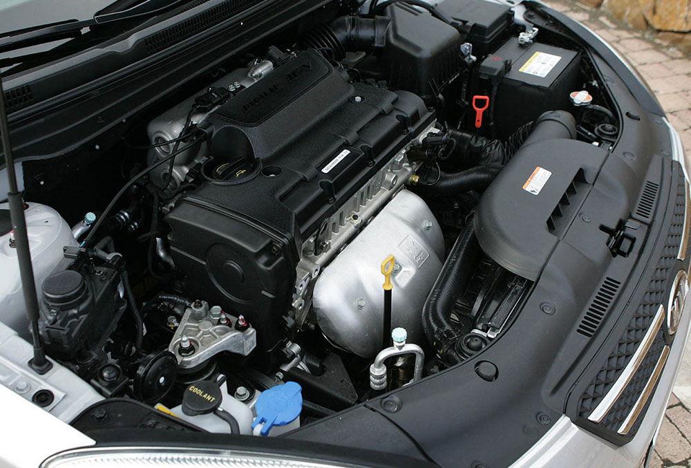 ДвигательKia Cee'd