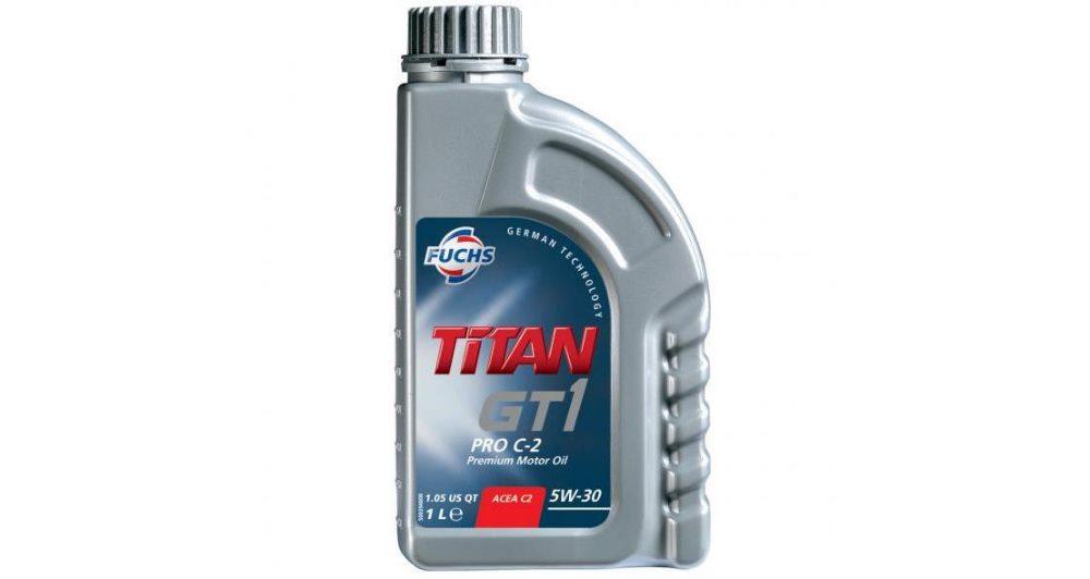fuchs Titan GT1 Pro C2 5W-30