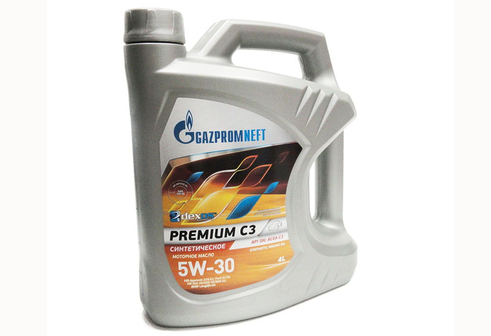 ГазпромнефтьPremium C3
