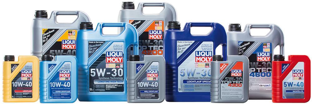 Критерии выбора моторного масла