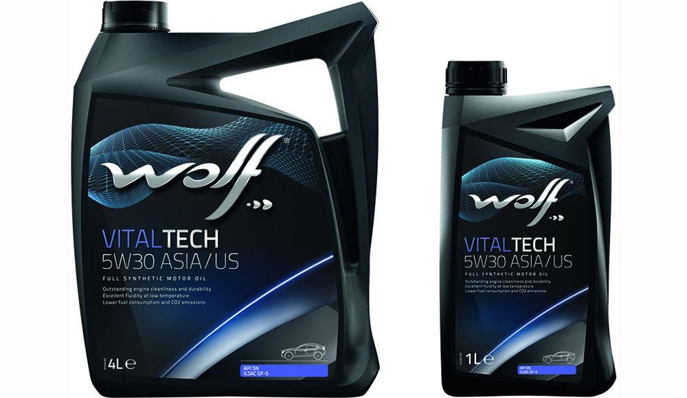 Масло VitalTech 5w30