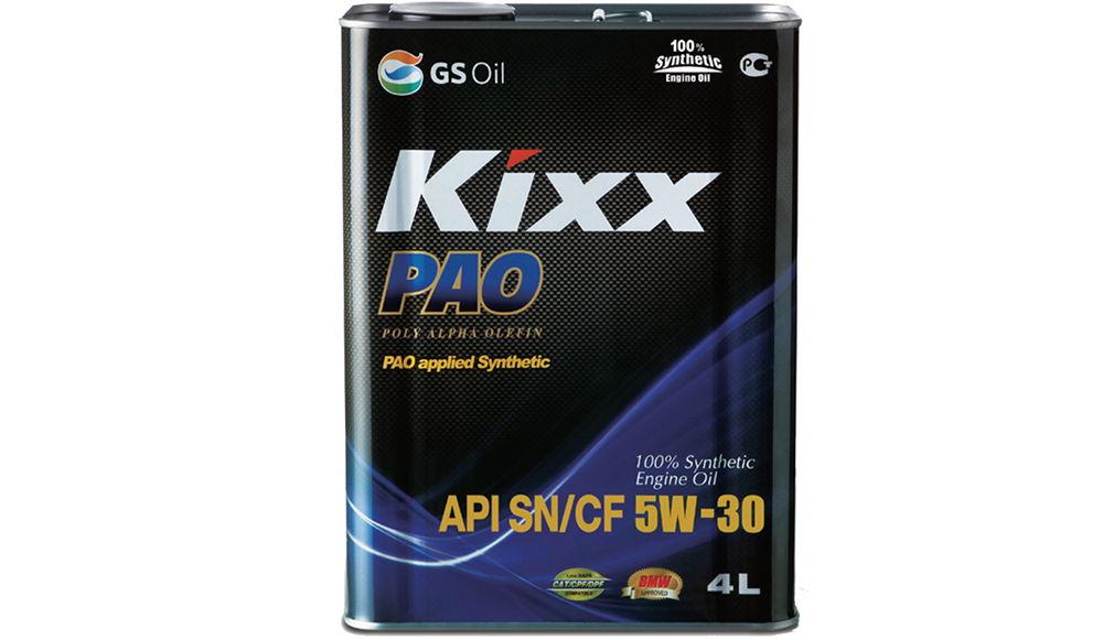 Моторное масло Kixx Pao