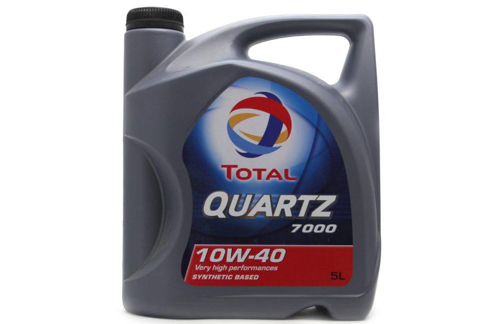 total Quartz 10W-50