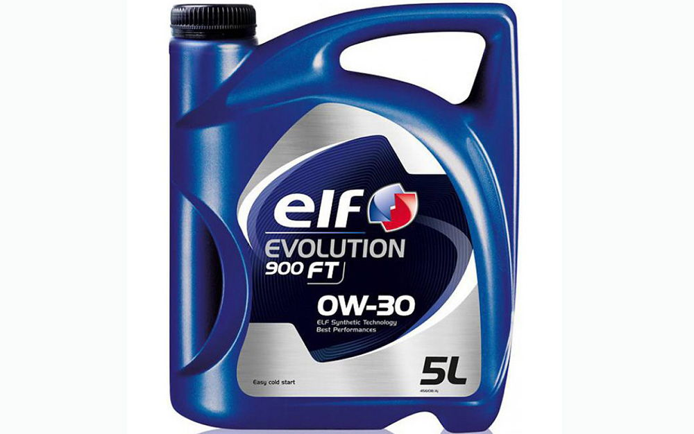 ELF Evolution 900 FT 0W30