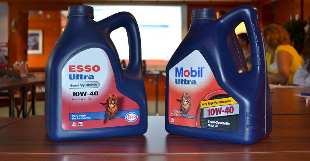 Esso Ultra Diesel SAE 10W-40